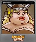 Barbarian Brawl Foil 2