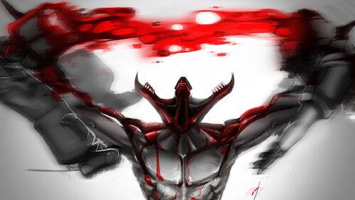 Bleeding Border Artwork 2