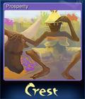 Crest Card 2