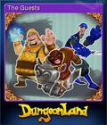 Dungeonland Card 2