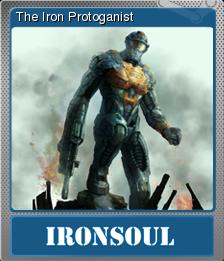 Iron Soul Foil 1
