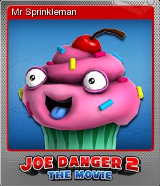 Joe Danger 2 The Movie Foil 8