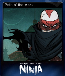 Mark of the Ninja Card 3