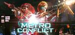 Metro Conflict Logo
