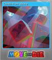Move or Die Foil 4