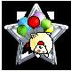 NekoChan Hero Collection Badge 2