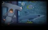 Octodad Dadliest Catch Background Shark Joe