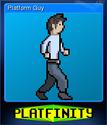 Platfinity Card 1