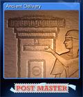 Post Master Card 6