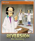 Reversion - The Meeting Foil 2