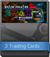 Space Pirates And Zombies 2 Booster Pack