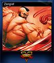 Street Fighter V Card 15