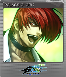 THE KING OF FIGHTERS XIII Foil 1