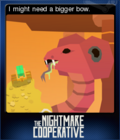 The Nightmare Cooperative Card 06