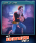 The Showdown Effect Card 8