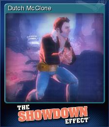 The Showdown Effect Card 8