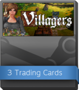 Villagers Booster Pack
