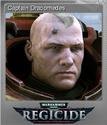 Warhammer 40,000 Regicide Foil 03