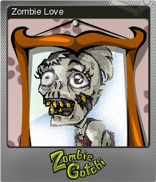 Zombie Gotchi Foil 7
