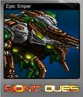 Bionic Dues Foil 5