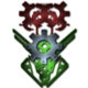 CortexGear AngryDroids Badge 5