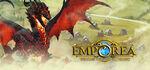 Emporea Realms of War and Magic Logo
