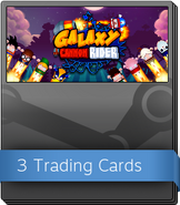 Galaxy Cannon Rider Booster Pack