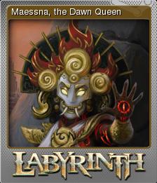 Labyrinth Foil 4