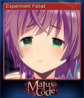 Malus Code Card 6