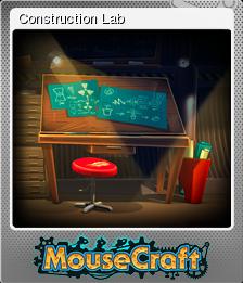 MouseCraft Foil 6