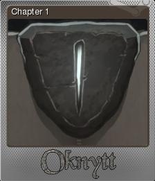 Oknytt Foil 1