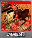 Overdosed - A Trip To Hell Foil 1