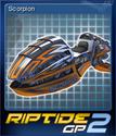 Riptide GP2 Card 10