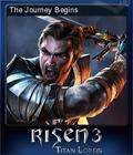 Risen 3 - Titan Lords Card 1