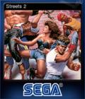 SEGA Mega Drive and Genesis Classics Card 2