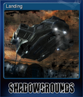 Shadowgrounds Card 4