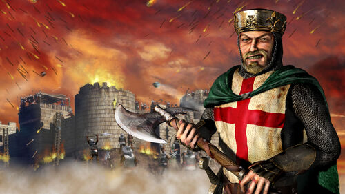 Stronghold Crusader HD Artwork 6