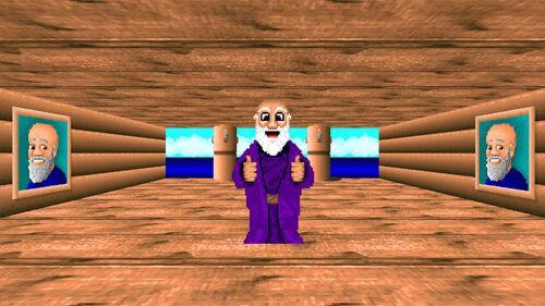 Super 3-D Noah's Ark Artwork 7