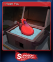 Surgeon Simulator 2013 Card 4
