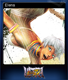 Ultra Street Fighter IV Card 05