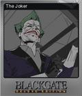 Batman Arkham Origins Blackgate Foil 1