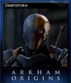 Batman Arkham Origins Card 5