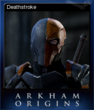 Batman Arkham Origins Card 5