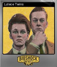 Bioshock Infinite Foil 5