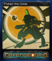 Defense Grid Protect the Cores