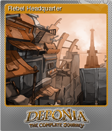 Deponia The Complete Journey Foil 6