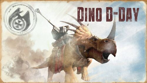 Dino D-Day Artwork 6