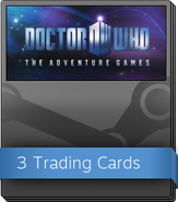 Doctor Who The Adventure Games Booster