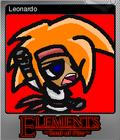 Elements Soul of Fire Foil 1