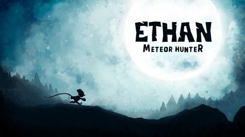 Ethan Meteor Hunter Artwork 4